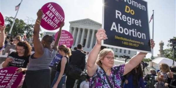 Reporte: Disminuyen Los Abortos En Estados Unidos.