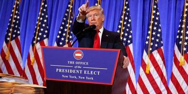 Donald Trump Afirmó Que Podría Levantar Las Sanciones Contra Rusia