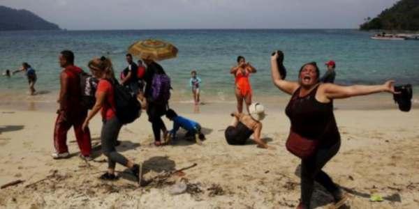 Incertidumbre Por Cubanos Que Venían En Camino A EE.UU.