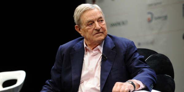 Magnate Socialdemócrata George Soros Perdió US$1 Mil Millones Tras Victoria De Trump.