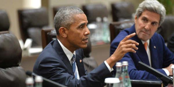 """Obama Golpea A Cubanos Buscando Exilio En EU.UU. Con Fin De Ley """"pies Secos, Pies Mojados"""""""