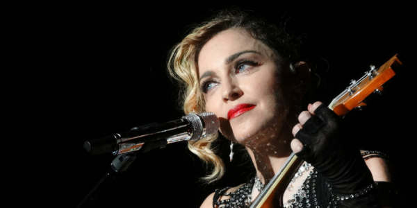 """Madonna: """"He Pensado Mucho En Hacer Estallar La Casa Blanca"""""""