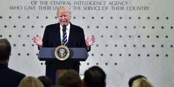 Las Mejores Frases Del Discurso De Donald Trump En La CIA – VIDEO