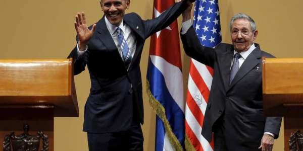 El Legado De Obama: Islamismo Y Narco-comunismo.