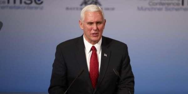 Mike Pence Aseguró Su Compromiso Con La OTAN Y Negó Una Alianza Con Rusia
