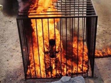 Cristiano Es Quemado Vivo Por El Estado Islámico En Egipto
