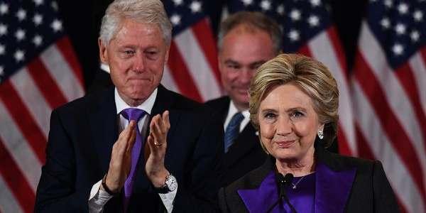 El Radical Cambio De Look De Hillary Clinton.