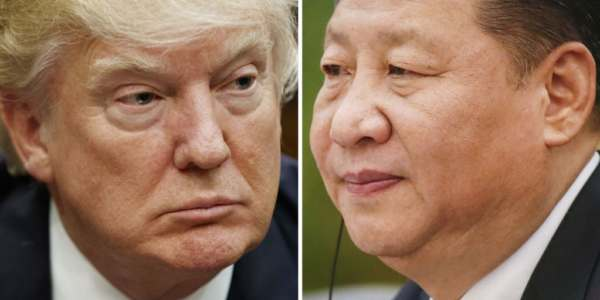 Confirman Primera Reunión Entre Trump Y El Presidente Chino.