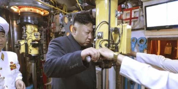 Saboteo De EE.UU. A Pruebas De Misiles De Corea Del Norte.