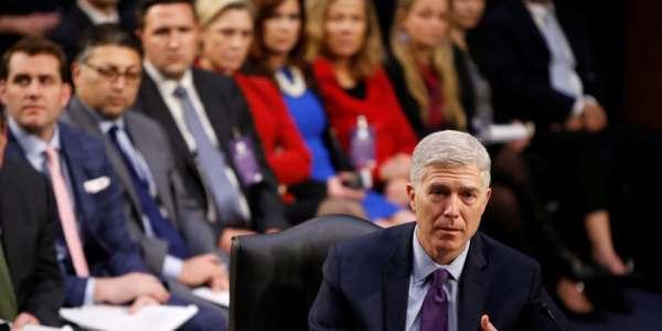 Nominado Para La Corte Suprema Enfrenta Tercer Día De Audiencia
