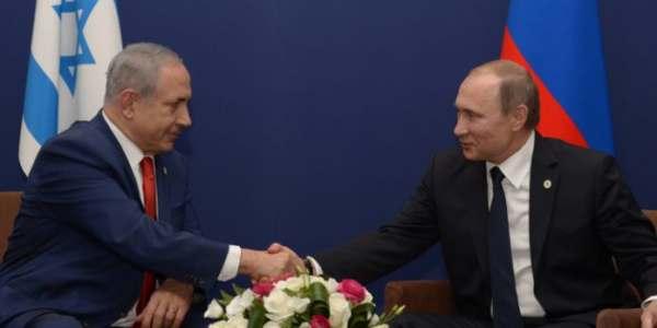 Netanyahu Explica El Motivo Del Ataque Aéreo Israelí En Siria.