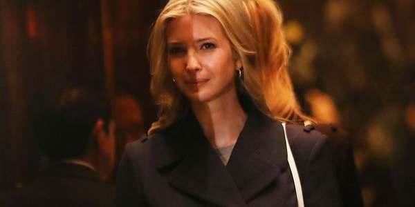 Ivanka Trump Tendrá Una Oficina En La Casa Blanca.