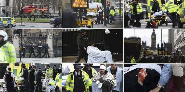 Punto Por Punto, Todo Lo Que Se Sabe Sobre El Atentado Terrorista En Londres.