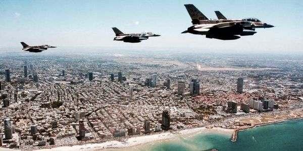"""Israel Amenazó A Siria Con """"destruir"""" Su Sistema De Defensa Aéreo Tras El Ataque A Sus Aviones"""