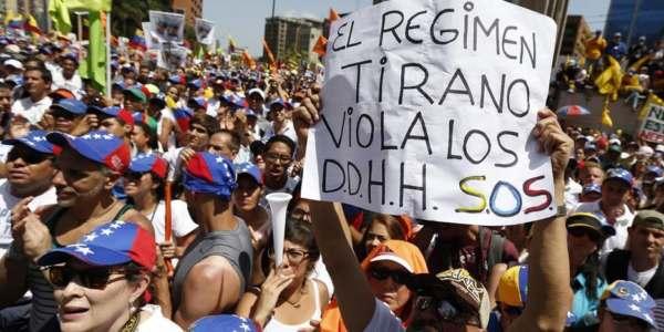 Duras Críticas De La Administración Trump Al Régimen Venezolano De Nicolás Maduro