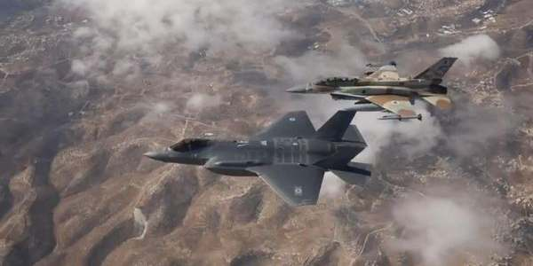 Fuego Cruzado En La Frontera De Gaza: Hamas Lanzó Un Cohete E Israel Respondió Con Un Bombardeo Aéreo.