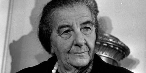 La Excepcional Vida De Golda Meir, La Mujer Que Cambió Israel Para Siempre.