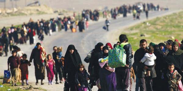 ¿Quién Dominará El Paisaje Del Estado Post-islámico En Iraq Y Siria?