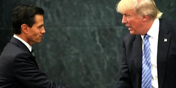 Trump Reitera Que Muro Con México Es Vital Para Que Drogas No Entren Al País.