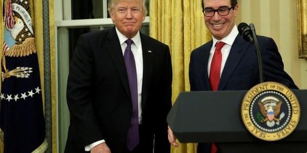 """Cómo Es La """"rebaja Histórica"""" Impositiva Que Revelará Donald Trump Hoy En Su Plan De Reforma Tributaria."""