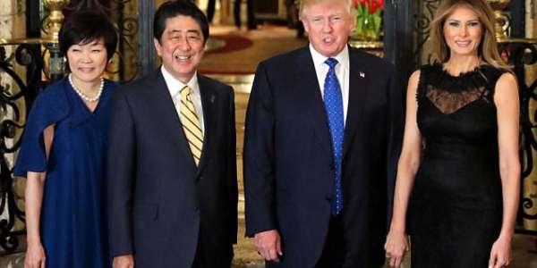 """Donald Trump Recibe A Xi Jinping; """"vamos A Tener Una Relación Muy, Muy Grande"""", Dice El Magnate"""