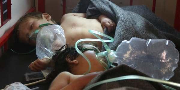 Al Menos 58 Muertos En Un Supuesto Bombardeo Químico En El Norte De Siria