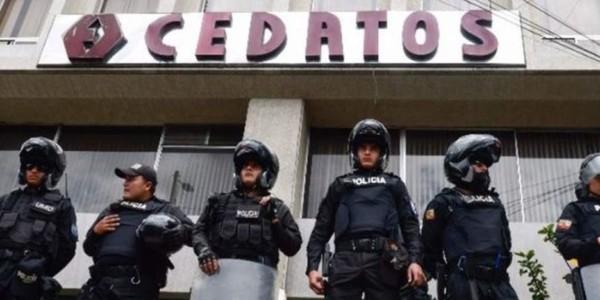 Ecuador: ¿persecución A Opositores? Allanan Sede De Encuestadora Y Oficina De Guillermo Lasso.