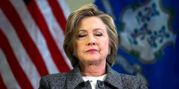 Hillary Clinton Se Quejó Por No Tener Apoyo De La Raza Blanca.