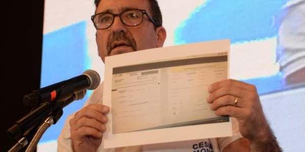 Fraude En Ecuador: Votos De Guillermo Lasso Fueron Adjudicados A Lenín Moreno.