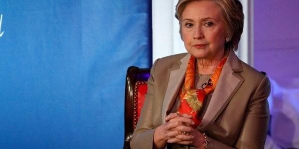 Hillary Clinton Sigue En Negación Y Culpa A Rusia Y Al FBI Por Su Derrota.