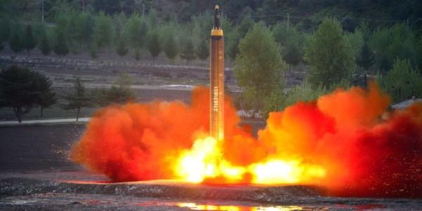 Corea Del Norte Lanza Otro Misil De Medio Alcance.