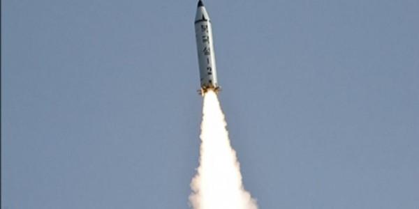 Corea Del Norte Realiza Otra Prueba De Un Misil Balístico.