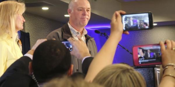 Greg Gianforte Ganó Las Elecciones En Montana Y Se Disculpó Por Agredir A Un Reportero.