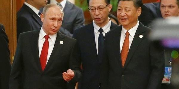 """Vladimir Putin Y Xi Jinping Manifestaron Su Preocupación Por La """"escalada De Tensión"""" En Corea Del Norte."""