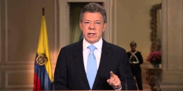 NO MAS SANTOS, NO MAS FARC, NO MAS CORRUPCION
