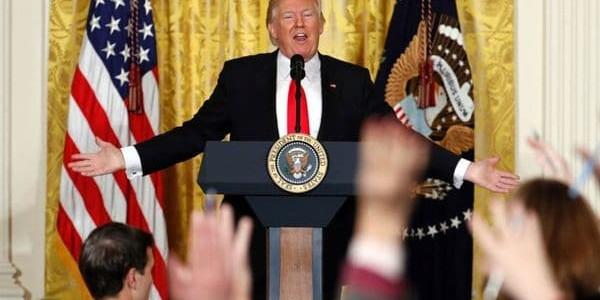 La Respuesta De Trump Al Bloqueo De Su Veto Migratorio: Llevará El Caso A La Corte Suprema.