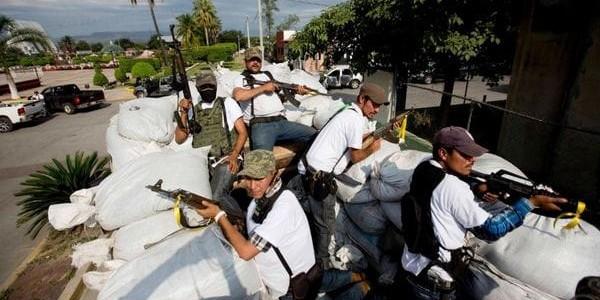 México Es El País Más Sangriento Del Mundo Después De Siria: 23 Mil Asesinatos En Un Año.
