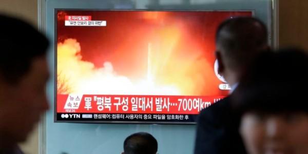 El Nuevo Misil De Corea Del Norte Alcanzaría Bases Estadounidenses En El Pacífico.