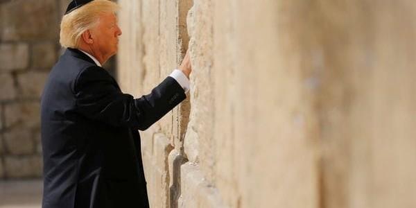"""Donald Trump En Jerusalén: """"Irán No Debe Tener Nunca Armas Nucleares Y Debe Dejar De Financiar Grupos Terroristas""""."""