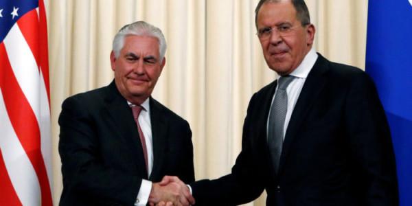 Ministros De Rusia Y Estados Unidos Se Reunirán En Washington Para Discutir La Crisis En Siria.