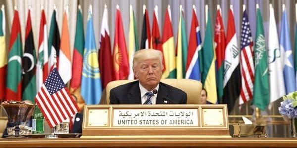 """Donald Trump Pidió A Los Líderes Musulmanes Que No Sean """"refugio De Los Terroristas"""" Y Que Aíslen A Irán."""