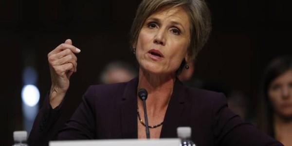 """Trump, Tras El Testimonio De Yates En El Senado, Insiste En Que El 'Rusiagate' Es Una """"farsa Total"""""""