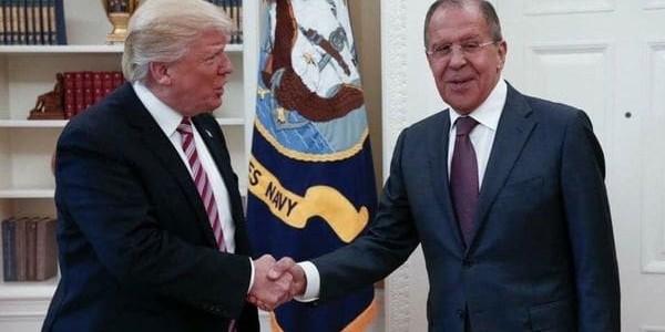 La Casa Blanca Desmintió Las Denuncias Contra Donald Trump Por Una Supuesta Revelación De Información Clasificada A Rusia.