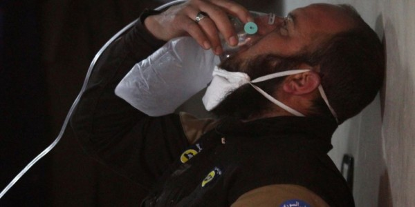 EE.UU. Advierte A Siria Sobre Posible Ataque Químico.
