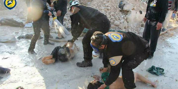 Siria Pagará Un Alto Precio Por Otro Ataque Químico, Dice La Casa Blanca.