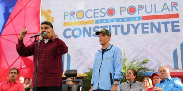 Criminales, Parientes E Inexpertos: Los Candidatos De Maduro Para La Constituyente.