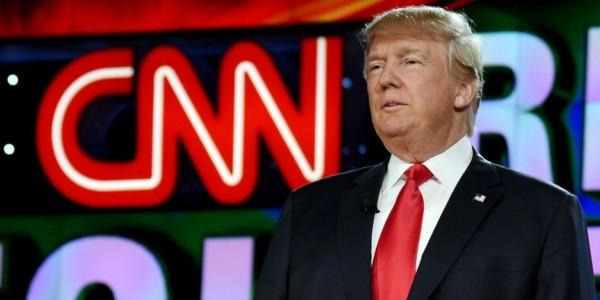 Vergonzoso Papel De CNN En La Cobertura Del Supuesto Vínculo Trump-Rusia.