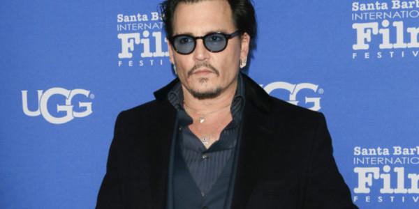 """""""¿Cuándo Fue La última Vez Que Un Actor Asesinó A Un Presidente?"""": Johnny Depp."""