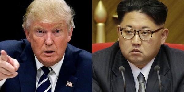 """Donald Trump Apuntó Contra Corea Del Norte Tras La Muerte De Otto Warmbier: """"Es Un Régimen Brutal"""""""
