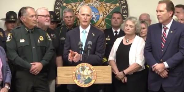 Gobernador Scott Firma Ley Que Endurece Castigos Por Posesión De Opiáceos.